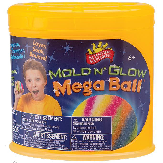 Mold n' Glow Mega Ball™