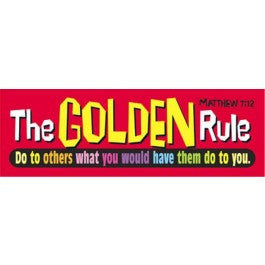 The Golden Rule: Do.. Bookmark