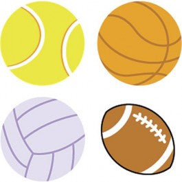 Sports Balls superShapes