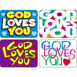 God Loves You AS