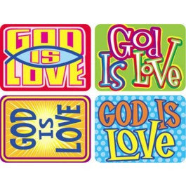 God Is Love AS