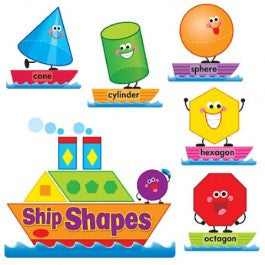 Ship Shapes & Colors BBS