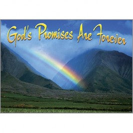 God's Promise Posters