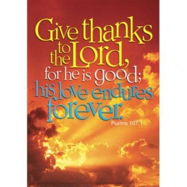 Give thanksLord Posters