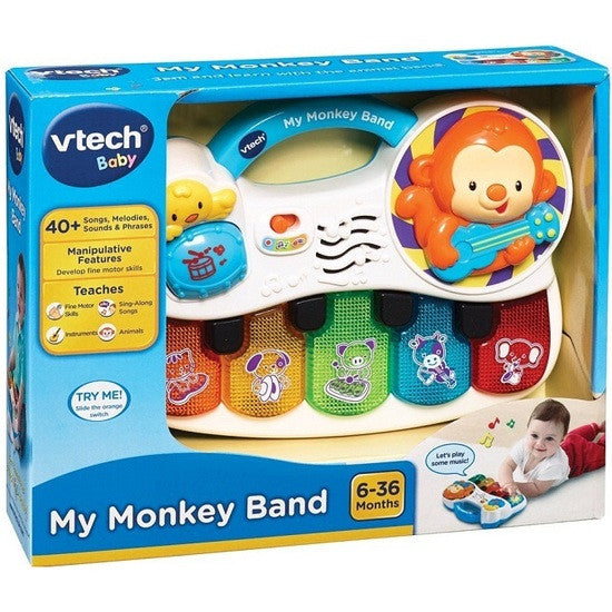 MY MONKEY BAND