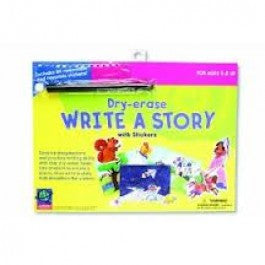 Write A Story With Stickers