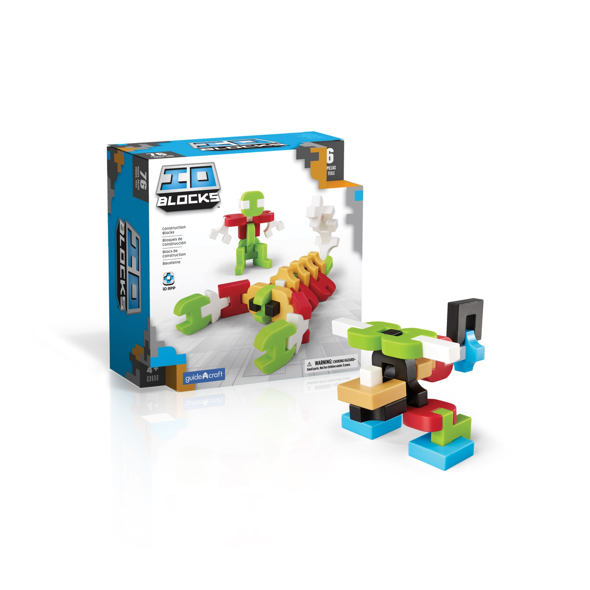 IO Blocks™ 76 Piece Set