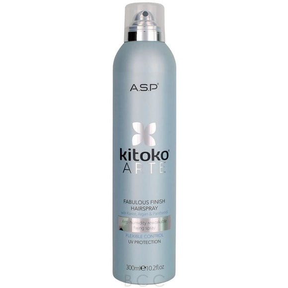 KITOKO Arte Fabulous Finish Hairspray - Jean-B shop