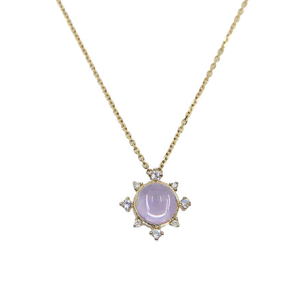 Tanzanite Rise Necklace