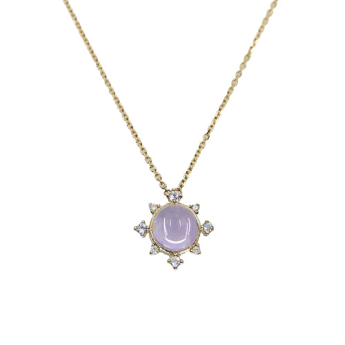 Amethyst Rise Necklace