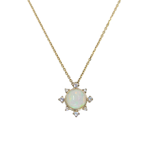 Opal Rise Necklace