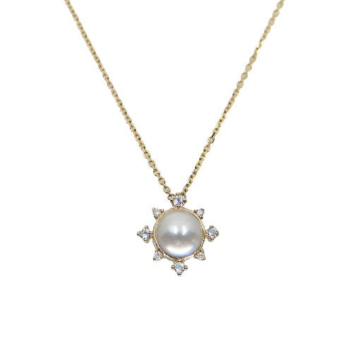 Pearl Rise Necklace