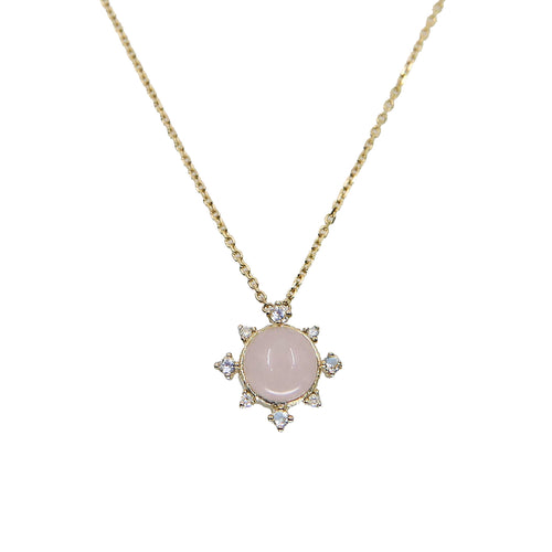 Rose Rise Necklace