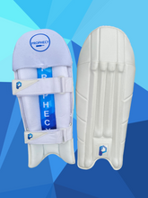 Load image into Gallery viewer, Prophecy Prestige Wicket Keeping Pads