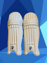 Load image into Gallery viewer, Junior Prophecy Prestige Batting Pads