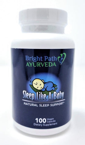 Sleep Like a Baby - A Natural Sleep Aid - Gluten Free