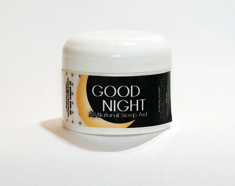 """Goodnight"" All Natural Sleep Aid"