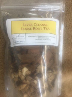 Liver Cleanse Loose Root Tea
