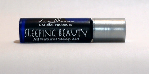 """Sleeping Beauty"" All Natural Sleep Aid"