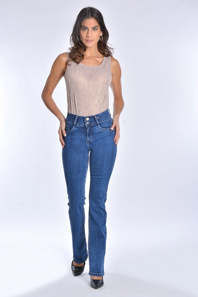 JEANS GOLD RECTO - 2854