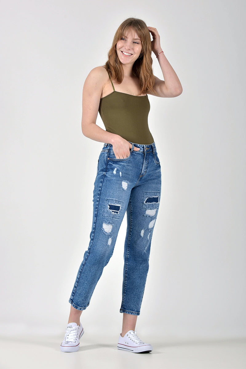 MOM JEANS · FASHION · 3385