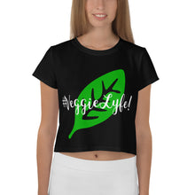 Load image into Gallery viewer, VeggieTees Signature Crop Top