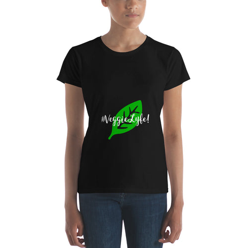 VeggieTees signature short sleeve t-shirt