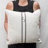 grain sac pillows (black)