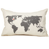 reduced map pillows