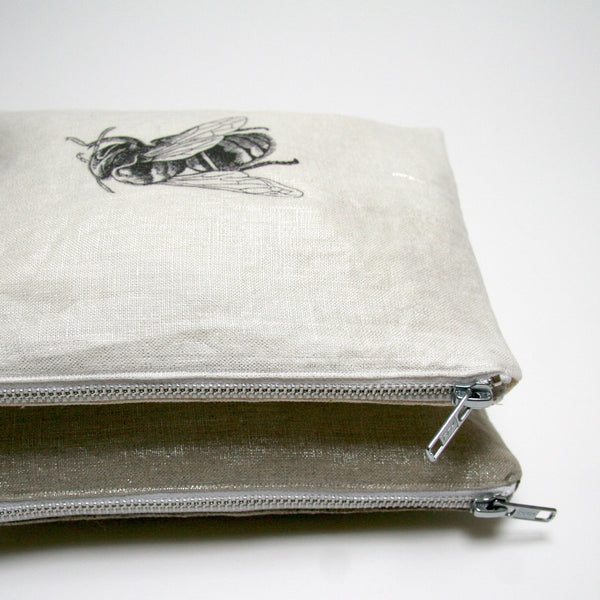 metallic case (bee)