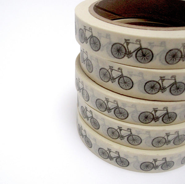 printed bike tape
