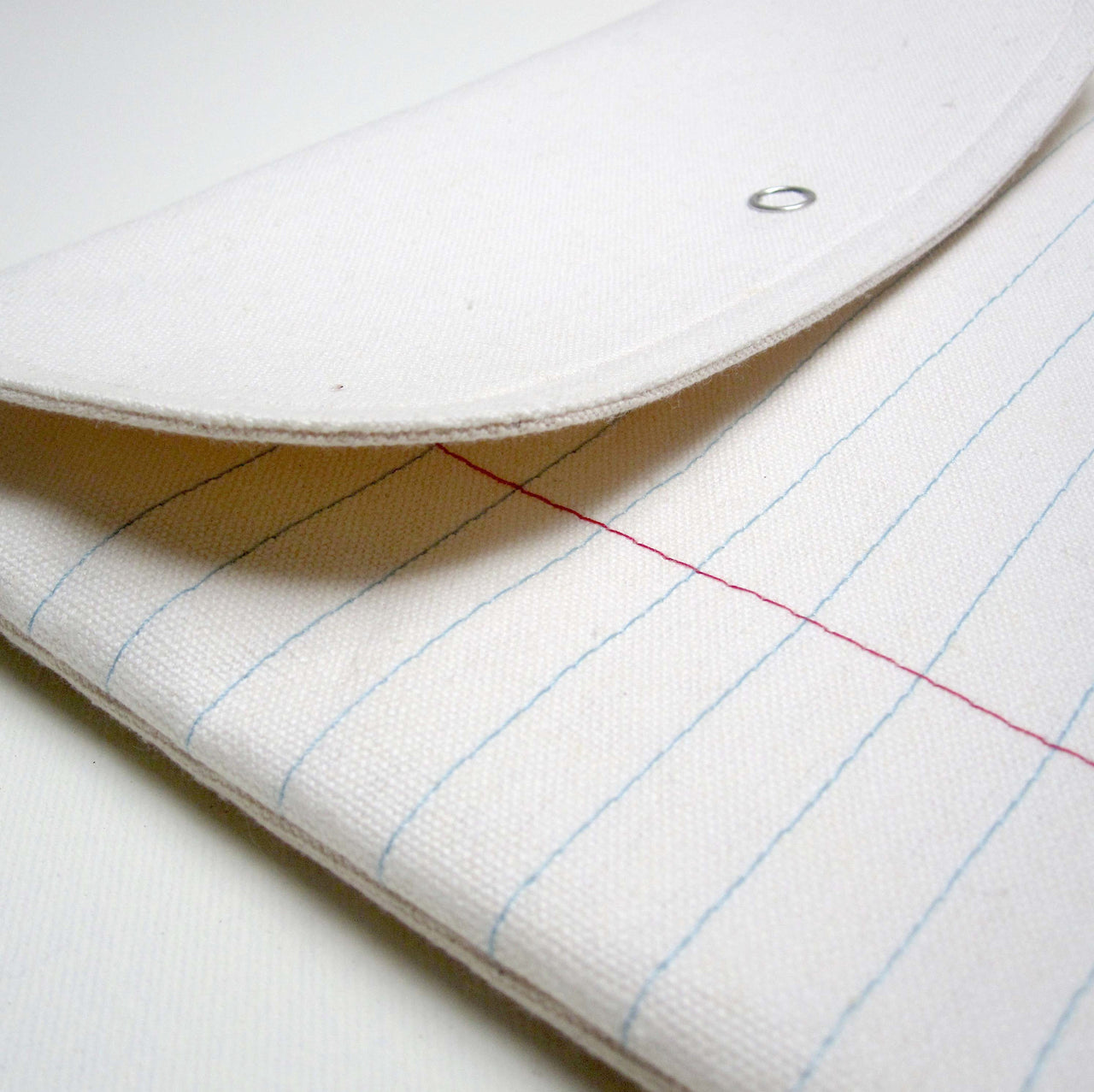 lined paper laptop case