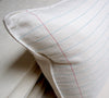 lined paper pillow