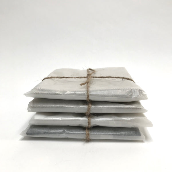 linen cocktail napkins (natural)