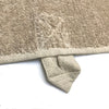 linen terry towels- full natural