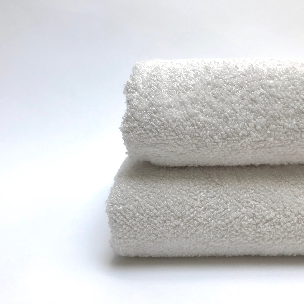 linen terry towels- full unbleached