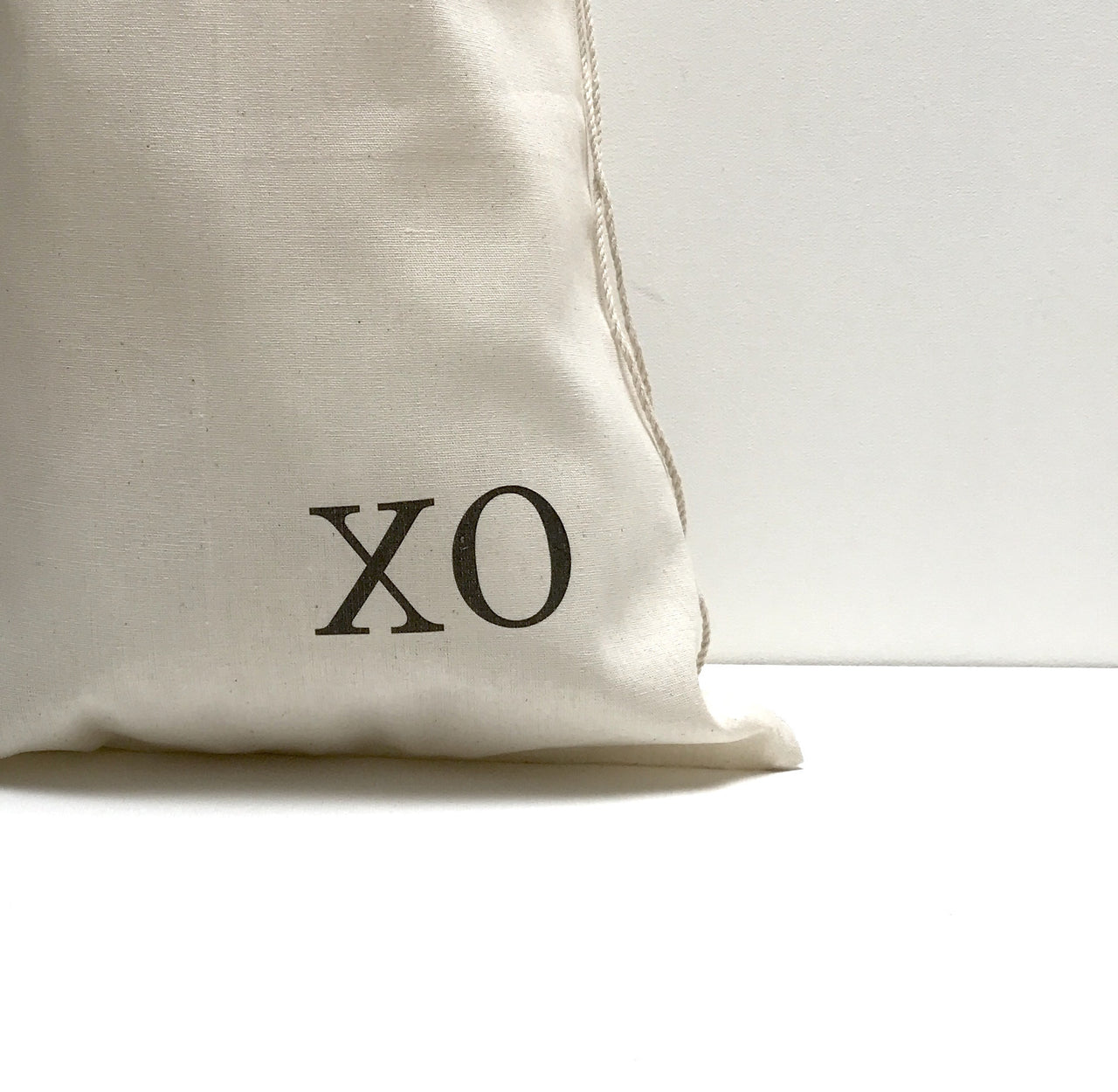 xo cotton bags