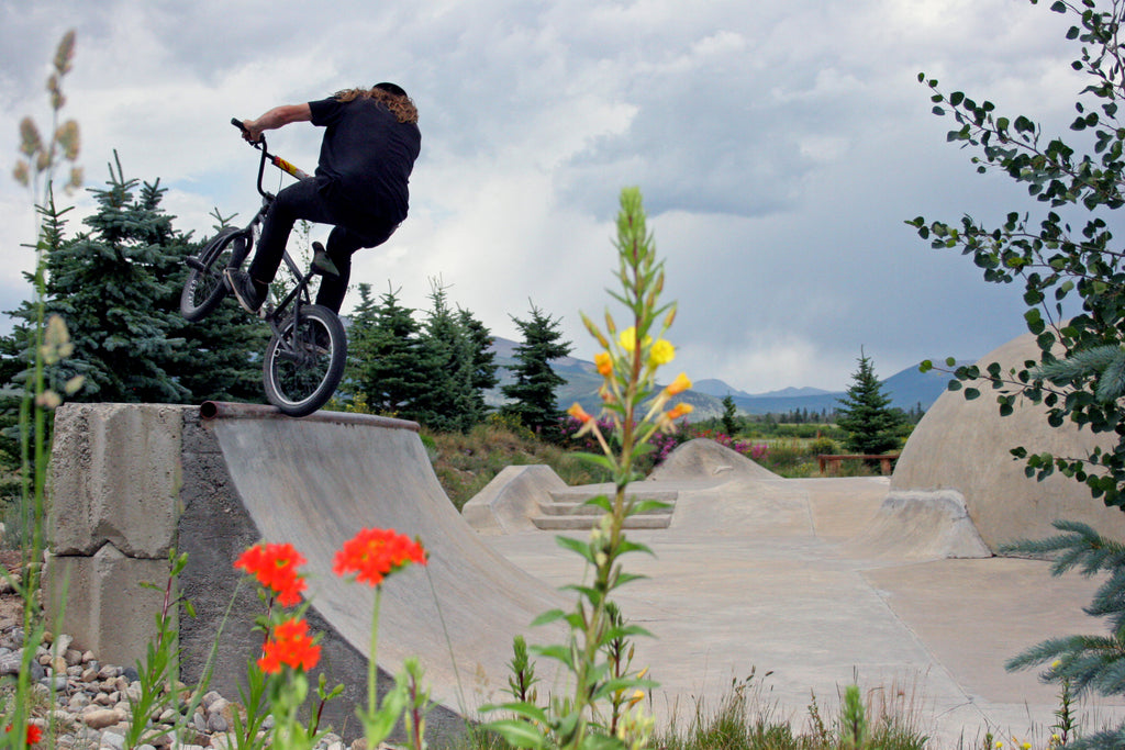 Preston Levi Fufanu at Fairplay Park. Photo Credit: Tammy McCarley