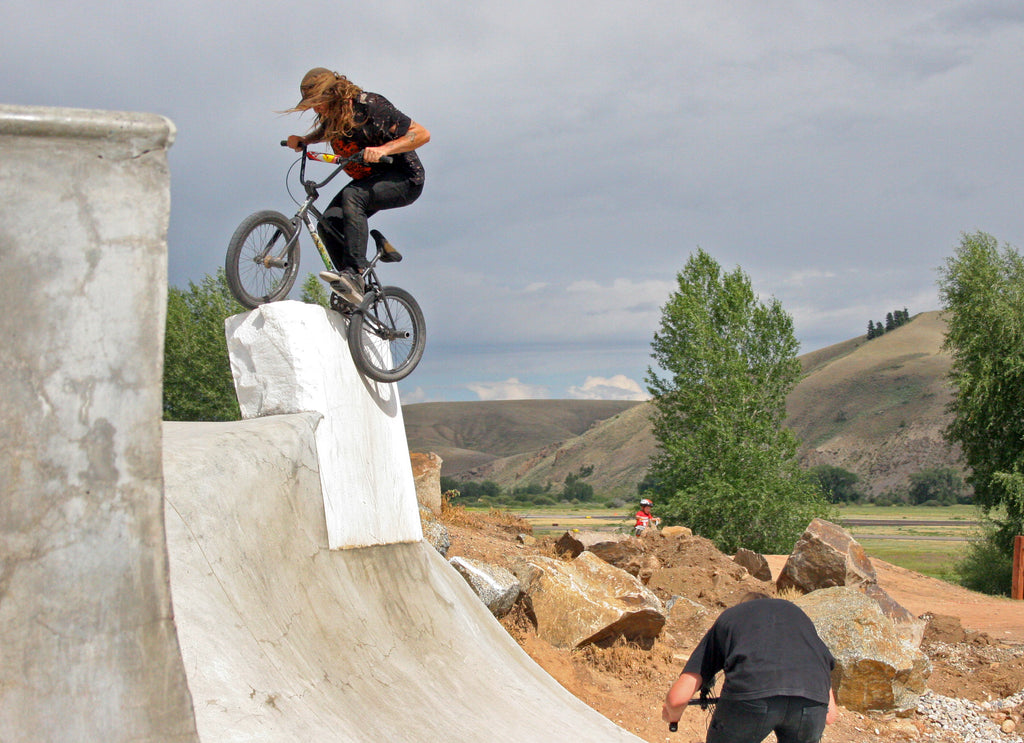 Preston Levi Pedal 270 at Gunnison Park. Photo Credit: Tammy McCarley