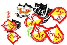 S&M Assorted Sticker Pack