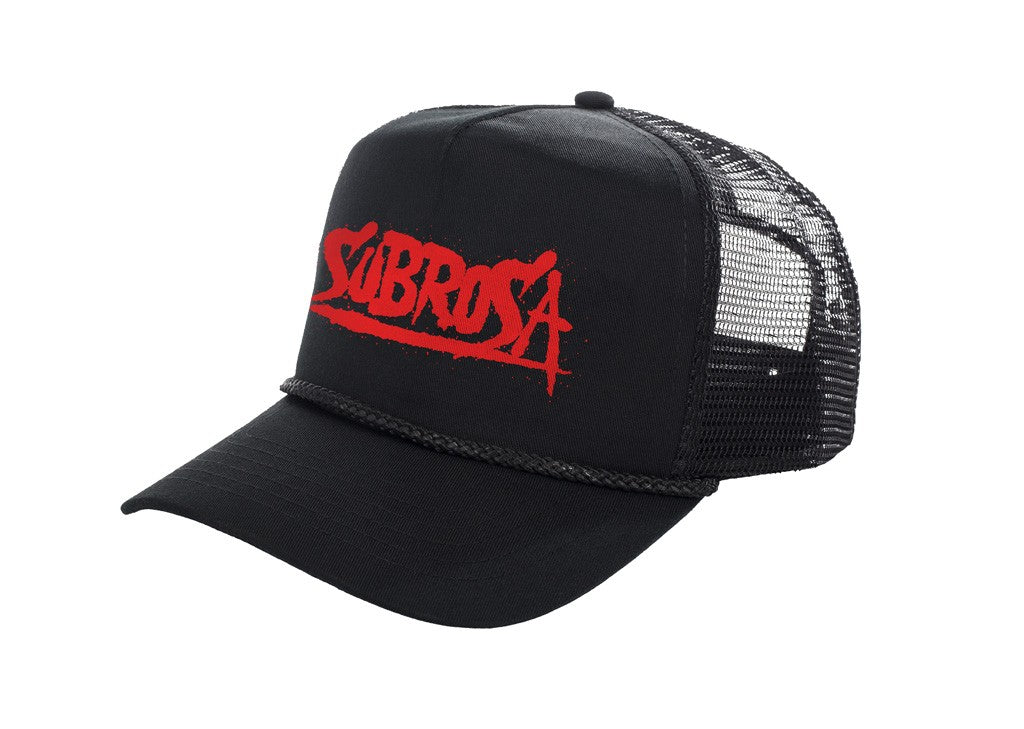 Subrosa Splattered Hat