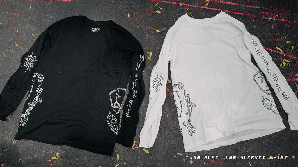 Subrosa Yung Rose Long Sleeve