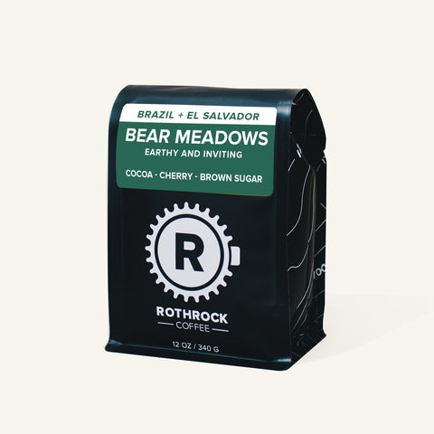 Rothrock Coffee - Bear Meadows Blend