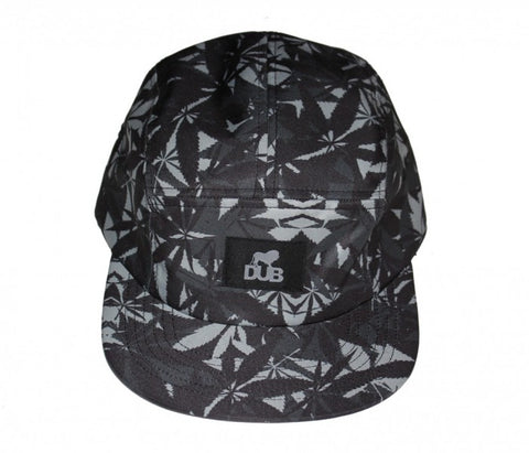 DUB Bmx Cannaflage 5 Panel Hat