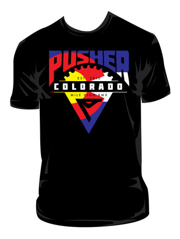 Pusher Establishment Tee