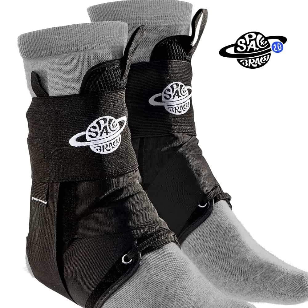 Space Brace Ankle Guards
