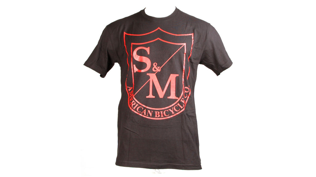 S&M Big Shield Tee