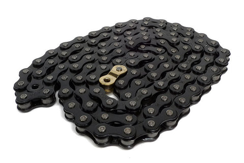 "TSC SHADOW CONSPIRACY INTERLOCK V2 CHAIN HALF LINK 1//8/"" BMX ODYSSEY PRIMO CULT"