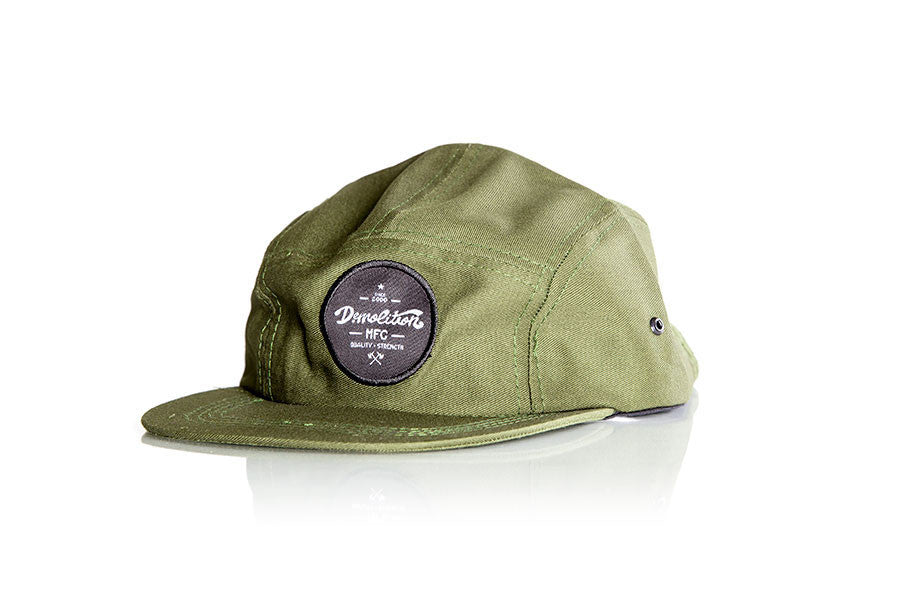 Demolition MFG Camper Hat
