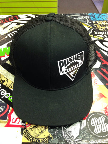 Pusher Logo Hats